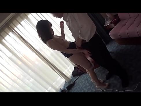 遠藤紗耶香 貧乳美少女ホテルではめ撮り