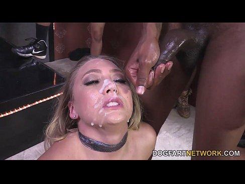 7 min AJ Applegate Sucks And Fucks A Dozen Black Cocks youporn.com