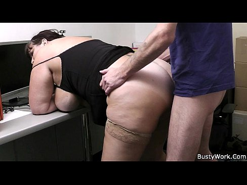 Secretary boss blowjob fucks