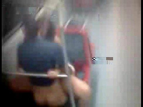 Sexo No Metro De Sp