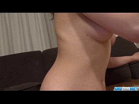 Airi Mizusawa provides strong blowjob on a tasty dick
