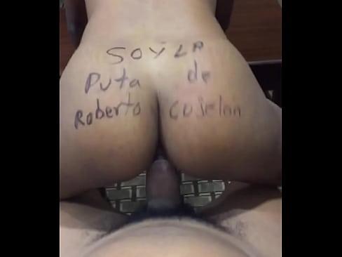 Video con mi puta y su rico movimiento de culo que tiene