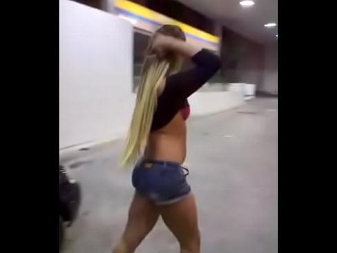 Travesti De São Paulo Toda Exibida