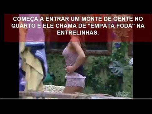 Renata e Ronaldo Fazem Sexo no BBB 12