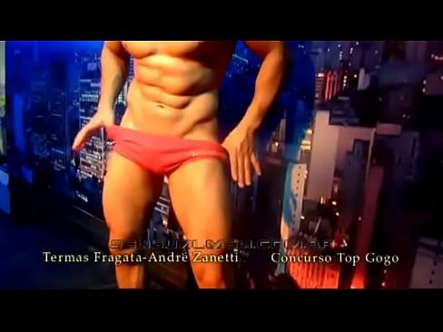Top Gogoboy brasileiro André Zanetti