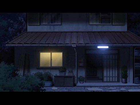 【エロアニメ】田舎に帰ると憧れの親戚の姉がメイドに!