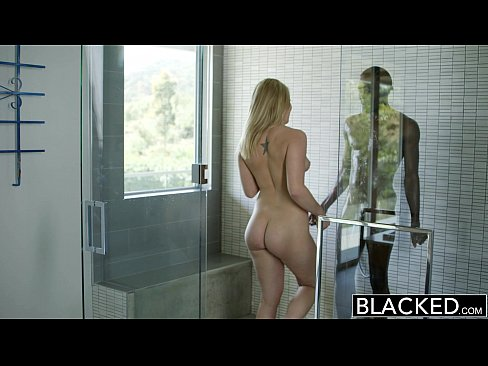 BLACKED Monster Black Cock Creampies Blonde Teen Dakota James