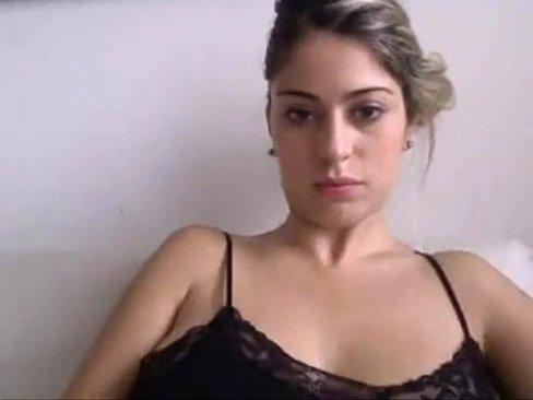 Loira Gostosa Fodendo Com O Namorado Com Webcam Ligada