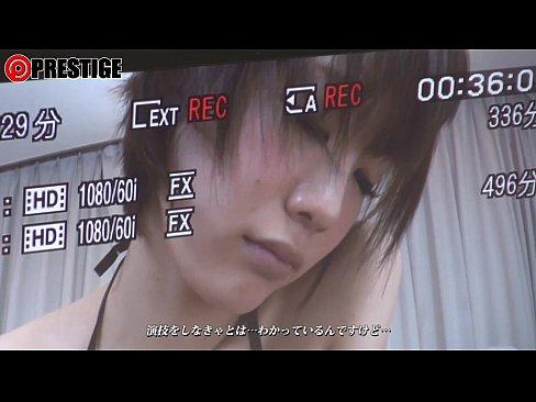【あの黒髪ショートのロリAV女優、鈴村あいりが性ペットに変身】あなたの家で全身リップからフェラ♪