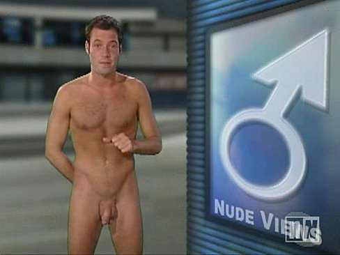 Naked news male addition