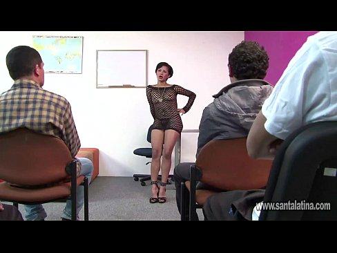 Escola do sexo quem é essa professora?