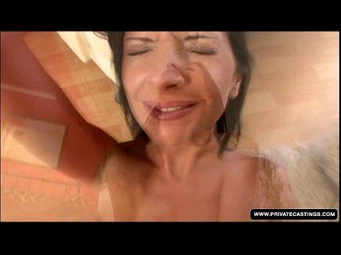 Amateur wannabe pornstars audition facials compilation 5