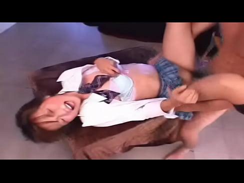 (10代小娘のハメドリムービー)ハイソックス10代小娘のテコキフェラチオチオぶっかけsex。