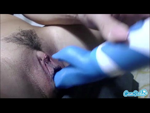 abigail mac trying to squirt with dildo massage and anal vibrator in close up we