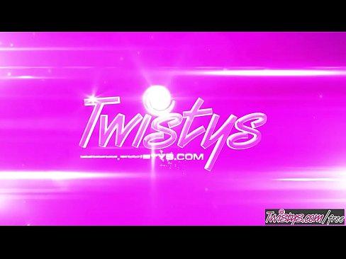Twistys - Violet Sensations Lucy Blackburn Twistys