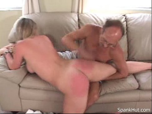 Ass Her Spanking Spanking her Redhot ass XVIDEOS COM