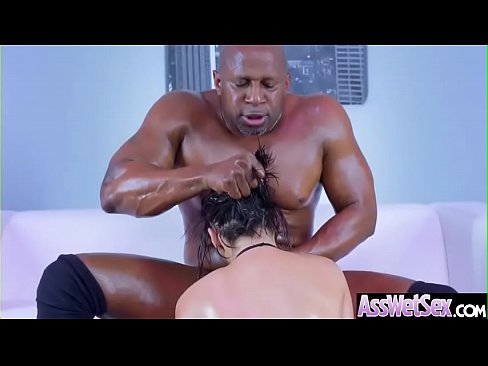 Cute Slut Girl (Aleksa Nicole) With Huge Butt Get Anal Banged vid-03