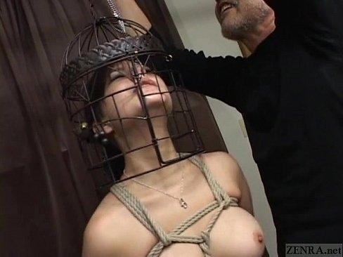 美形の素人女性の緊縛無料jyukujyo動画。割りと美形のでかぱい娘が...