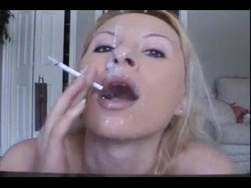 Smoking milf blowjob cum swallow - XNXX.COM