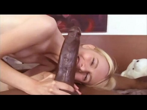 Everything, blonde takes black cock sorry