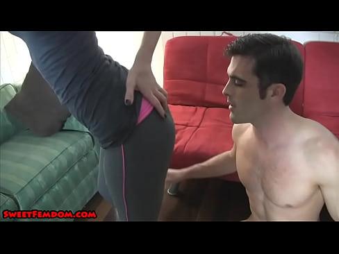Femdom Ass Worship Video