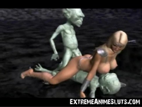 Aliens Bang a 3D Princess [変態アニメポルノ 3D Porn HentaiPornTube.net]