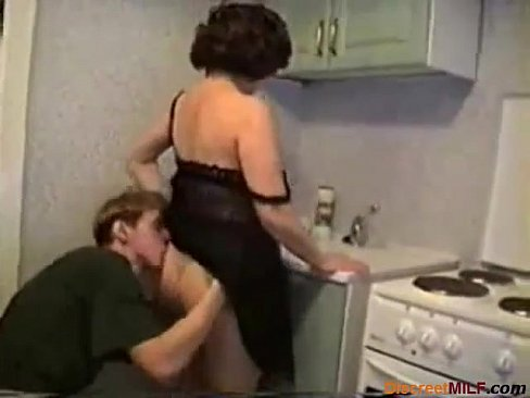 Consider, Sex big ass mom in kitchen well