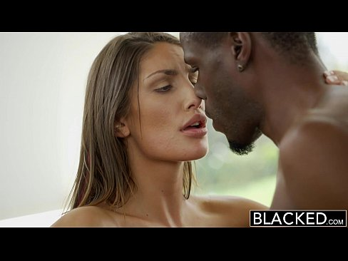 11 min August Ames Gets An Interracial Creampie Porn Clip
