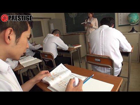 【冬月かえで】授業中に教師を道具責め☆【冬月かえで・Xvideo】