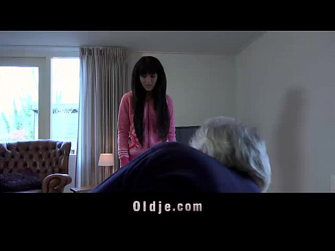 Bae anyone grandpa gives orgasm compilation