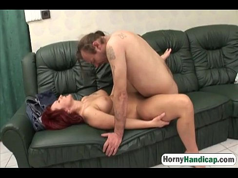 Sexy caregiver gets her pussy slammed by horny ...