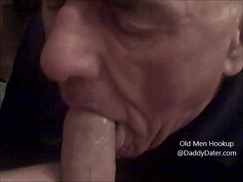 gets a gay blowjob video daddy Vintage