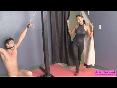 Couples counseling preview ballbusting ass worship - 1 part 4