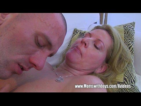 masturbating after sex