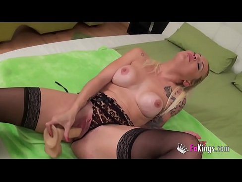 Ariesa is fucked by our rubber cocks