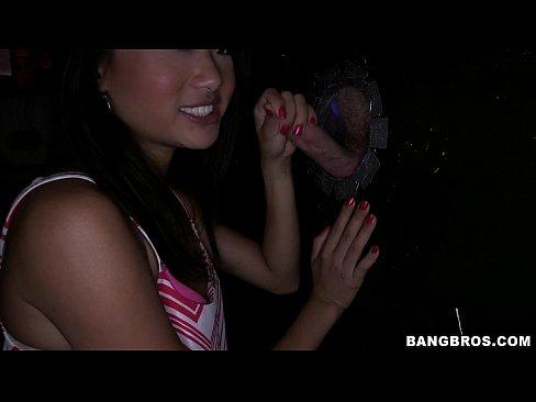 Alina Li Sucks and Fucks in the Hole