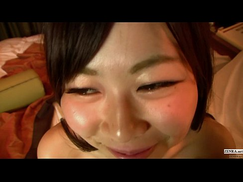 Uncensored Japanese amateur POV blowjob in hotel Subtitles
