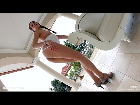 Asstraffic Abrill has fun with two guys while taking two loads on her pretty fac