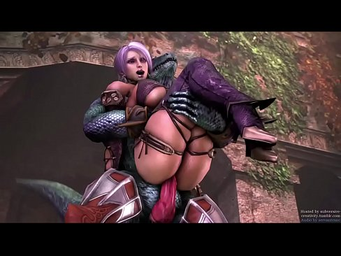 Ivy from soul calibur naked