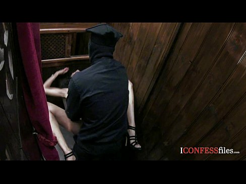 Rough sex bondage video