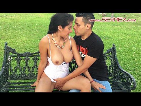 Silvia Santez Metendo Muito Com Um Cara Que Ela Acabou De Encontrar No Parque