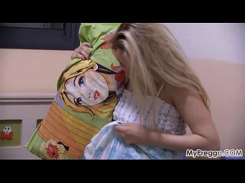 Pregnant Anny #04 from MyPreggo.com