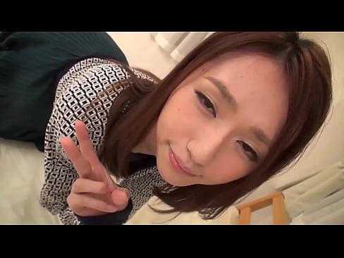 【風見あゆむ】キセキのAV出演!顔でヌケる究極美少女OLが「1回だけなら…」つってハメ撮り了承ってこマ?