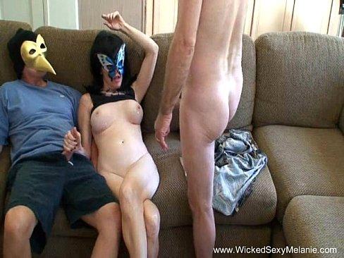 Dildo masturbation video