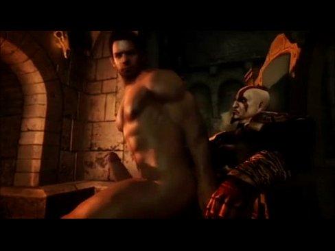from Deangelo god of war hot porn