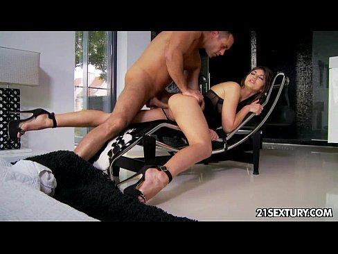 Cock-addict Susan Ayn