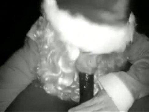 Mrs.Claus Sucking some dick