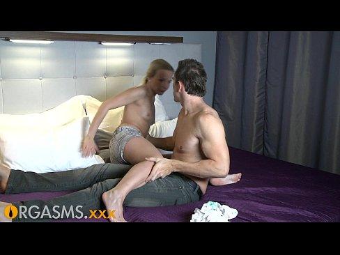 spanking naked woman