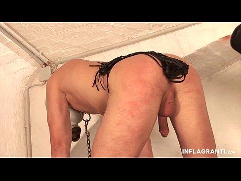 German BDSM Basement Dominatrix