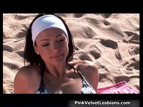 beach sex video